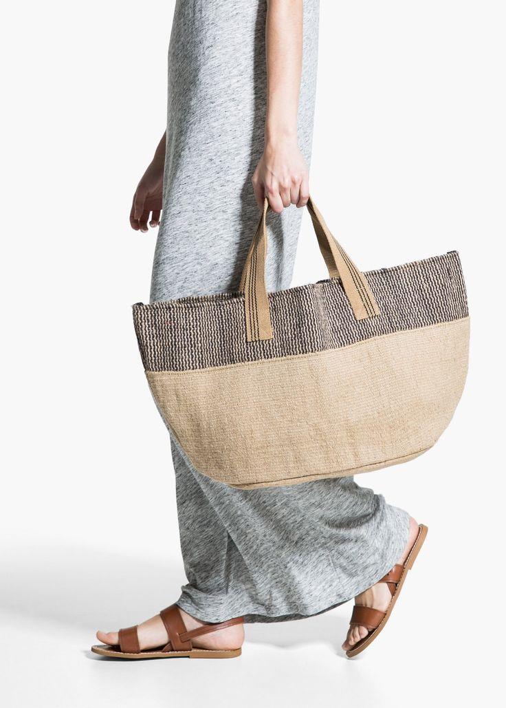 17 mejores ideas sobre bolso de yute en pinterest bolsas - Bolsas para decorar ...