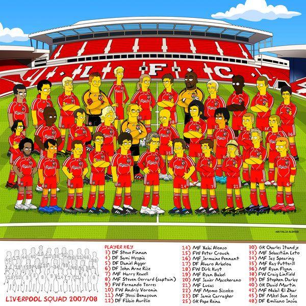 Liverpool FC 07-08 by SimpsonsCameos.deviantart.com on @deviantART