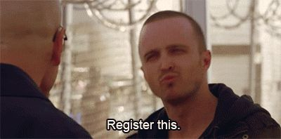 34 Aaron Paul GIFs For Every Year He's Been On Earth