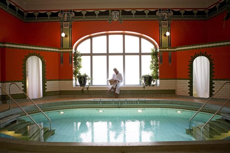 Relax i Romerska Badet