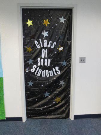 Merveilleux Star Student Door Decoration #starstudent #classroom #doordecoration