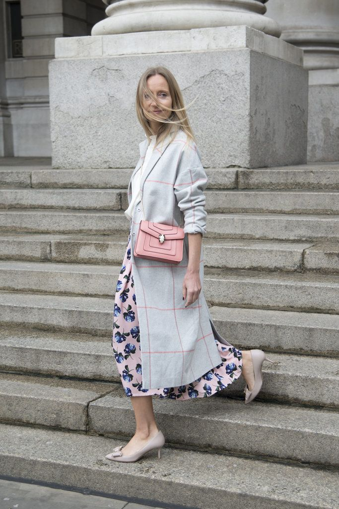 10 Fresh Ways to Wear a Maxi Skirt This Spring