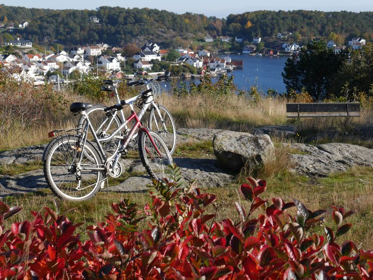 Autumn in Grimstad in Southern Norway  Foto: Heidi Sørvig@Visit Southern Norway