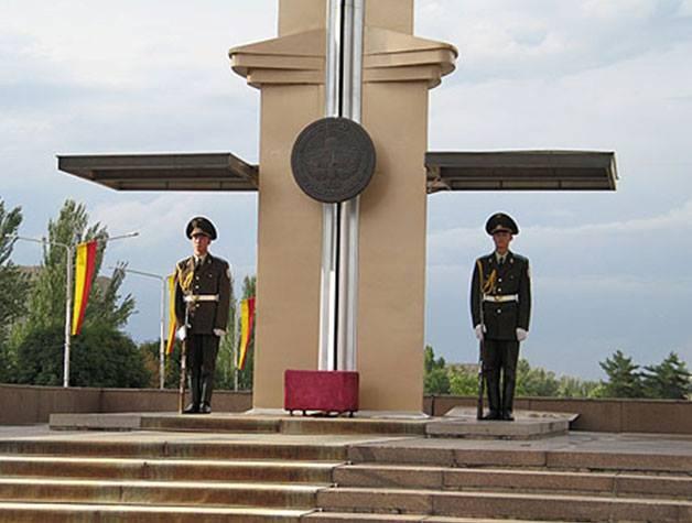 Kırgızistan, Orta Asya'da bir ülkedir. Kırgızistan,günümüzdeki yedi bağımsız Türk devletlerinden biri olup Türk Konseyi ve TÜRKSOY'un üyesidir.
