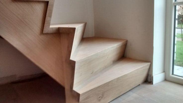 rubberwood trap halve draai - Google zoeken