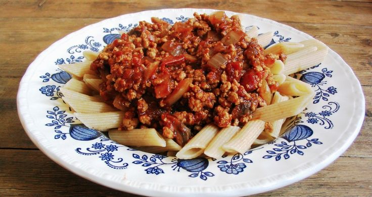 Slow Cooker Mostaccioli - Delicious ITALIAN Meal!  YUM!  www.GetCrocked.com