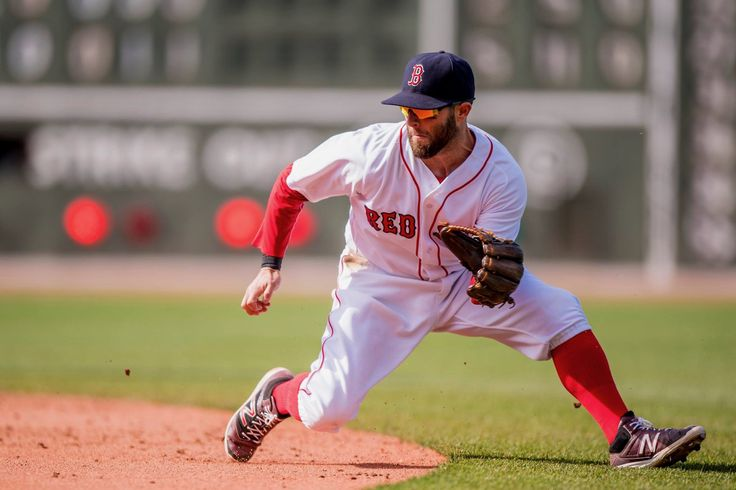 Dustin Pedroia in 2016:  Best Defensive Player Second Baseman
