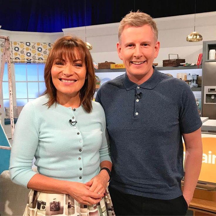"455 Likes, 8 Comments - ITV's Lorraine show (@itvlorraine) on Instagram: ""Just brilliant. So great to see Patrick Kielty this morning... maybe we should get him back so he…"""