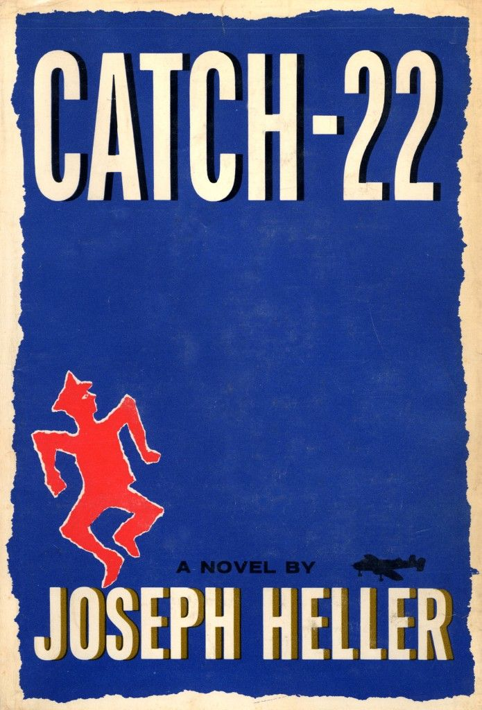 Catch-22 by Joseph Heller. Easily one of the best novels of the 20th century, and doubtlessly the one with the best opening line.