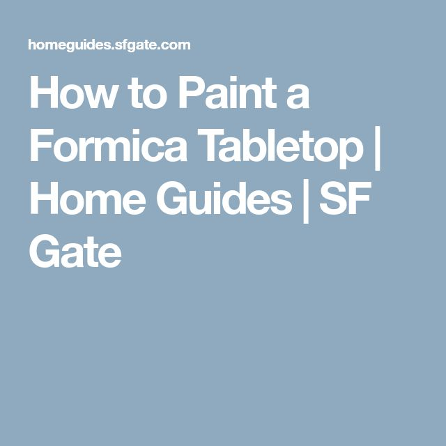 Superior Best 25+ Painting Formica Ideas On Pinterest | Painting Formica Countertops,  Redo Laminate Cabinets And How To Refinish Cabinets