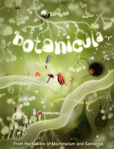 Botanicula by Amanita Design  (odporucany vek 9+)