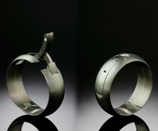 McWhinney Active Wedding Rings | DudeIWantThat.com
