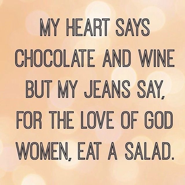 Pin for Later: Hilarious Weight-Loss Quotes to Instantly Feel Better About Your Diet