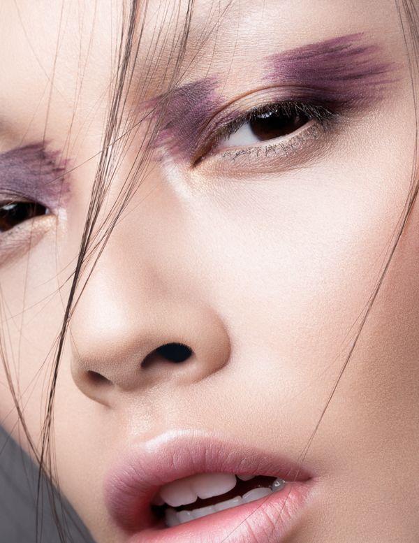 Inspiration coup de peinture - Maquillage PAINT