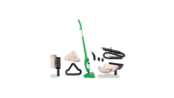 H2O Mop 5 Vezes é um recurso revolucionário, substituindo 5 aparelhos de limpeza em uma única e eficiente solução, leve e portátil. Adquira agora!