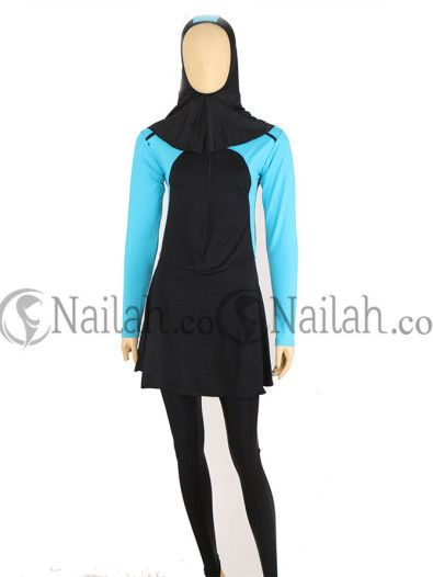 Simple Muslimah Swimwear - Rp. 189000. - www.nailah.co
