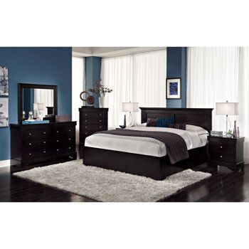 Shelby 6 Piece King Bedroom Set