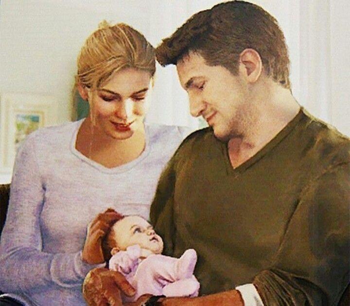 Nate, Elena and Cassie