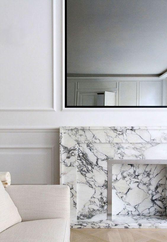192 best Designer Luxury Fireplaces images on Pinterest | Modern ...
