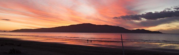 Kapiti Island New Zealand