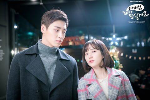 Father i'll take care of you Seong joon & Dong hui