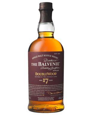 The Balvenie 17 Year Old DoubleWood Scotch Whisky 700mL