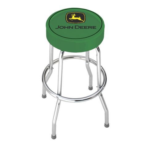 John Deere 174 Garage Stool Green Tractor Supply Co