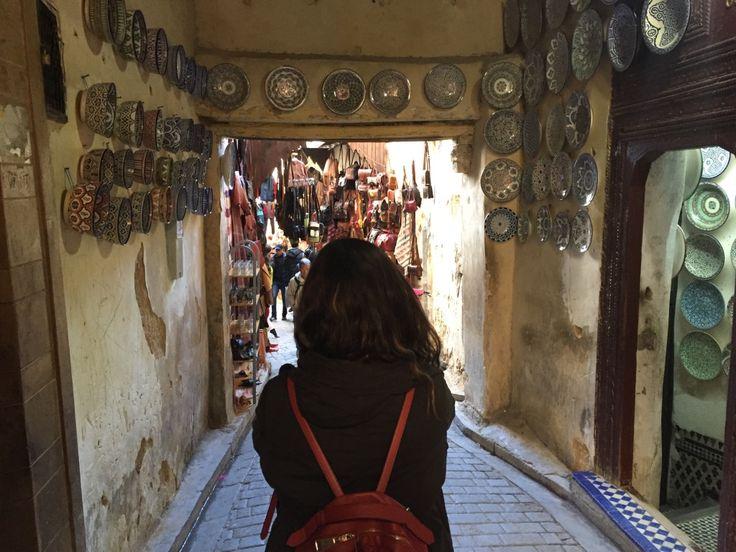 Λίγα θα γράψω για την Fes. Ας μιλήσουν οι φωτογραφίες παρακάτω. Το διαμάντι του Μαρόκου είναι αυτή η βόρεια πόλη της χώρας που υπήρξε η π...