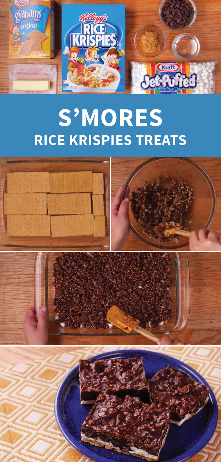 Recette gateau marshmallow rice krispies