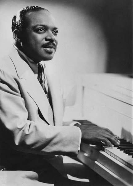 Count Basie (August 21, 1904 - April 26, 1984).