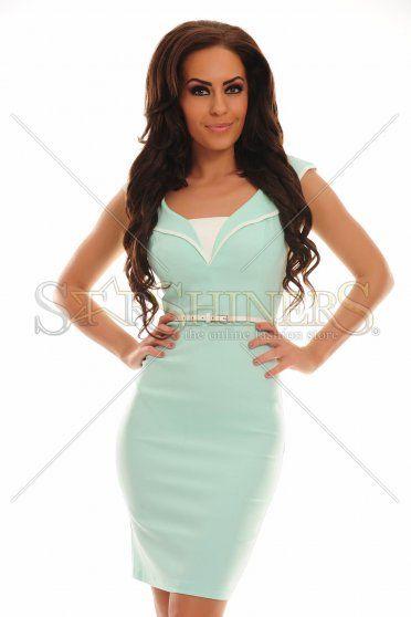Rochie Romantic Desire Turquoise