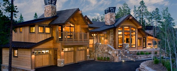 Rockridge building company custom home builders in for Building a house in colorado