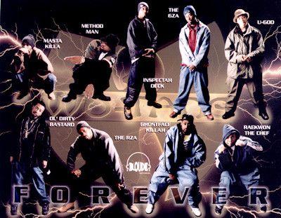 Wu-Tang Clan Members Name Origins And Aliases | FeelNumb.com