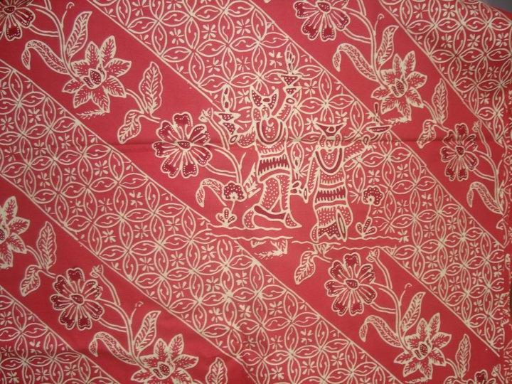 """""""Tari Piriang"""" pattern #batik #tanahliek #minang #heritage"""