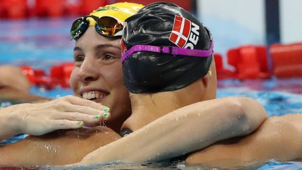 Cate Campbell and Bronte Campbell miss medals in Rio Olympics' 50m freestyle