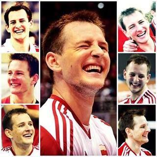smile. :) Bartosz Kurek. ♥