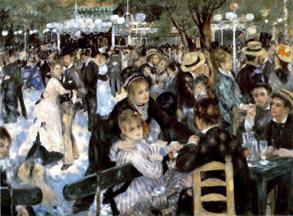 Renoir - Le Moulin de la Galette
