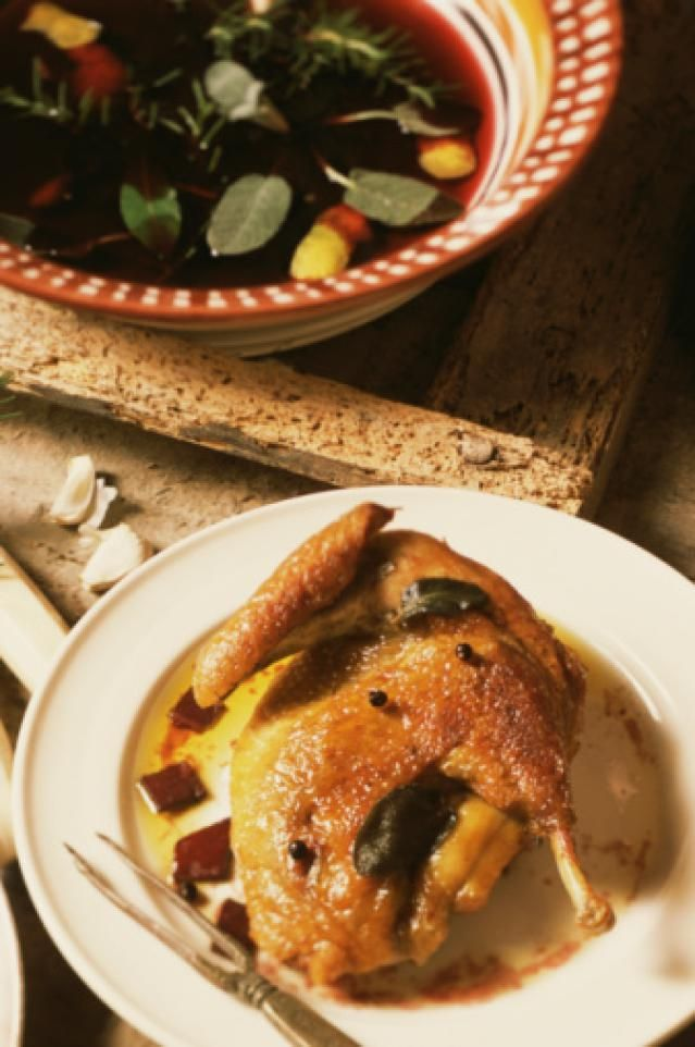 How to Cook Pheasant in a Crock-Pot
