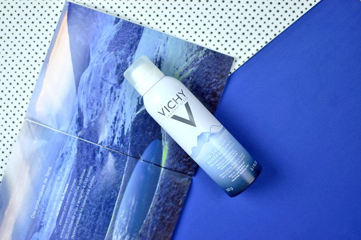 Água Termal Mineralizante Vichy