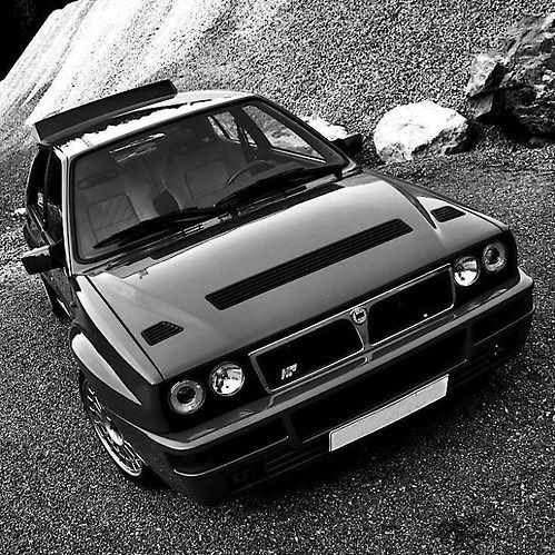The Lancia Delta Integrale -Hot Hatch