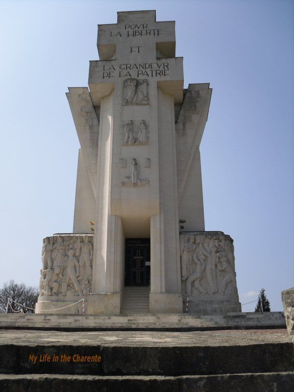 Mémorial de la Résistance – Chasseneuil ...