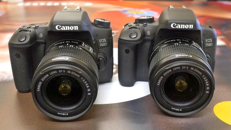 Pete from London Camera Exchange takes you through a first look at the new Canon EOS 750D & 760D. Canon's new mid range DSLRs.
