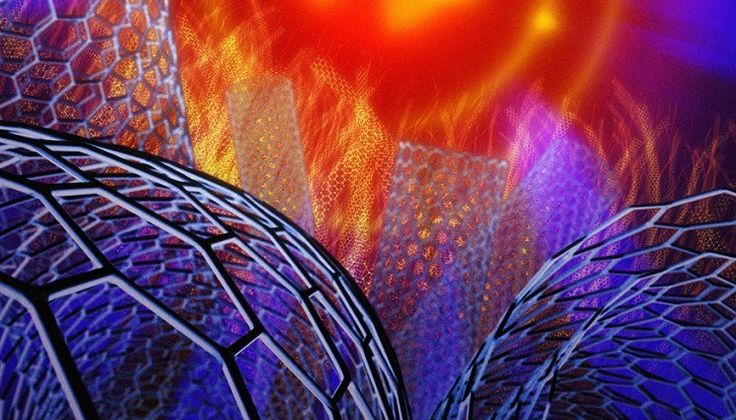 Just as members of a marching band align themselves for a performance, carbon nanotubes create a similar configuration. Lawrence Livermore National Laboratory (LLNL) scientists recently used synchrotron X-ray scattering to fully capture the hierarchical structure in self-organized carbon...