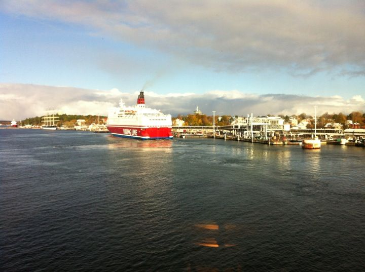 Västra Hamnen in Mariehamn, Mariehamn
