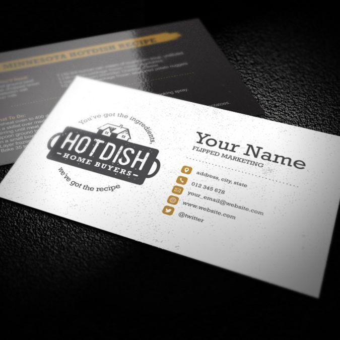 Create a retro logo design for Hotdish Homes by suseno