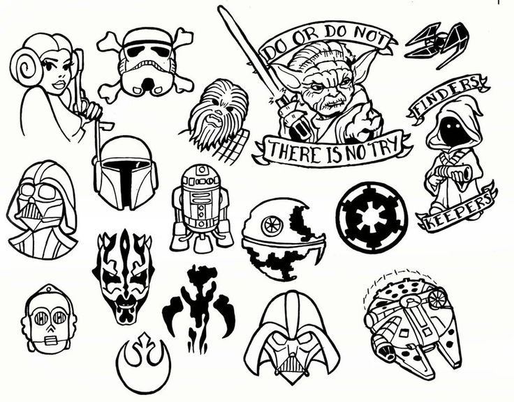 star warstattoo flash - Buscar con Google
