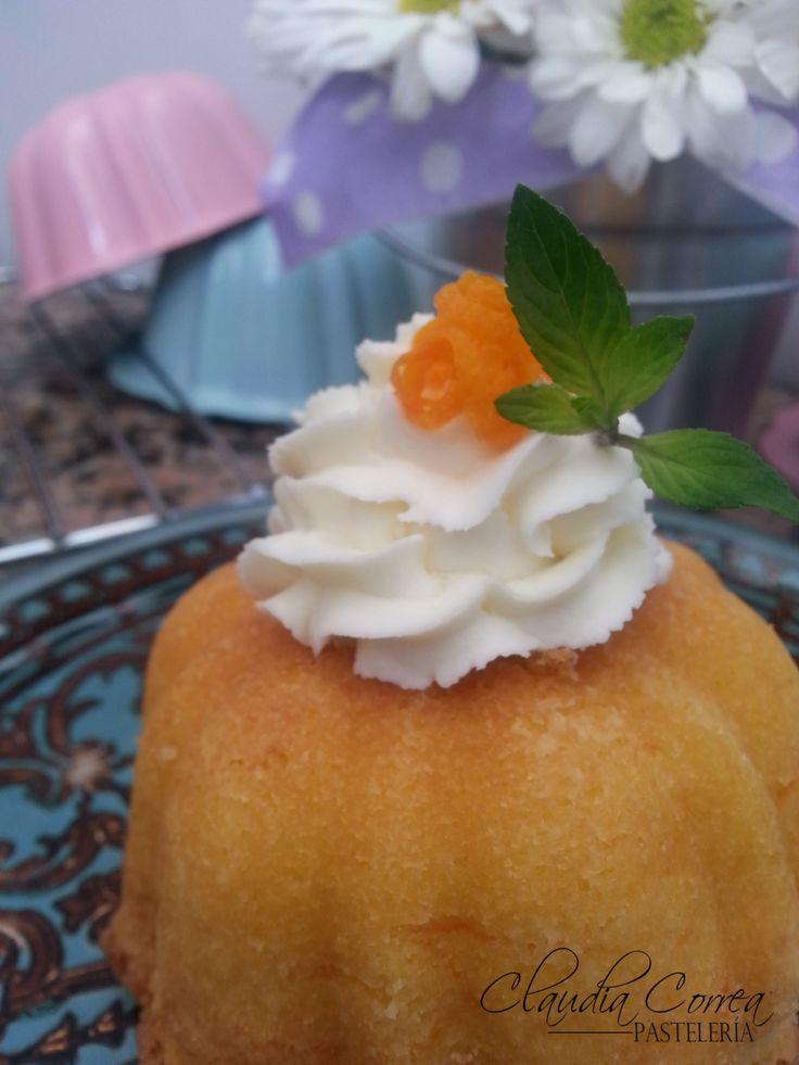 ¡¡¡ Minnie cake de naranja !!!
