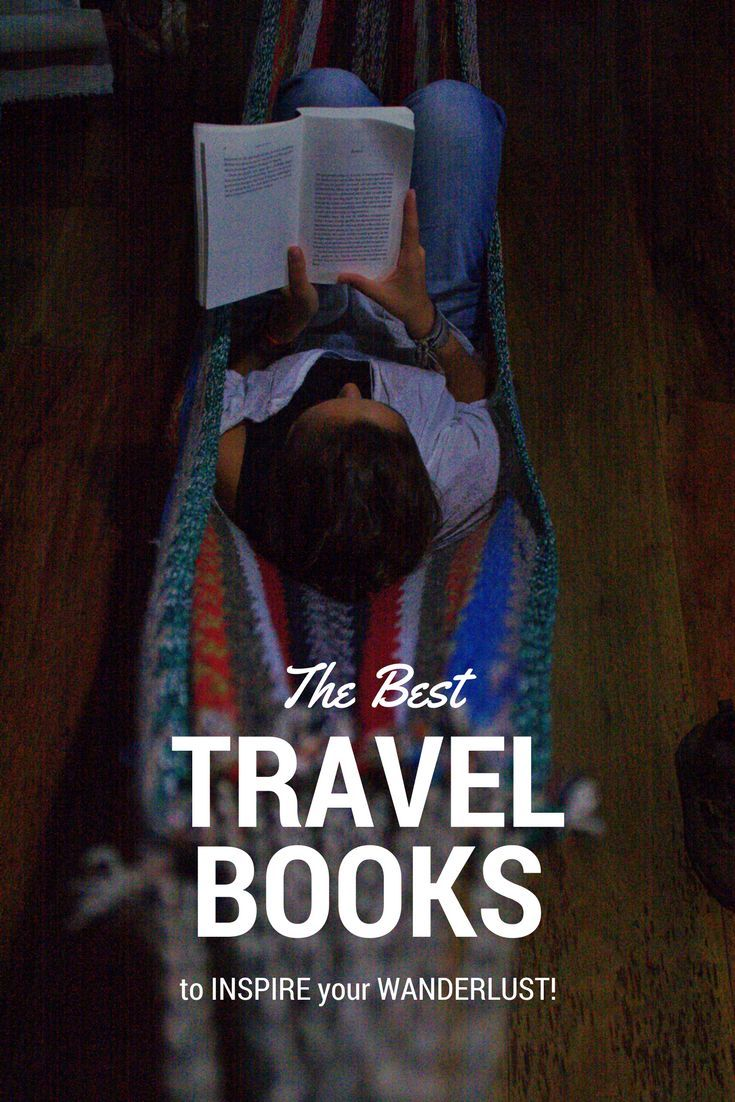The Best Travel Books - A Book for the Road