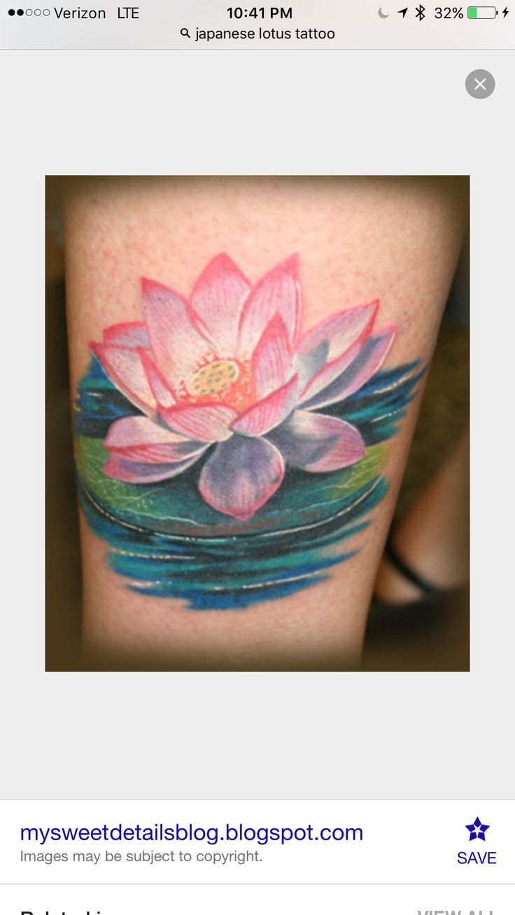 80 crazy and amazing tattoo designs for men and women desiznworld - Lotus Tattoo