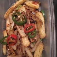 Salt and Pepper Chips